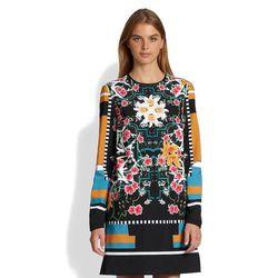 "<b>Clover Canyon</b> Cuba Scarf Print Dress, <a href=""http://www.saksfifthavenue.com/main/ProductDetail.jsp?FOLDER%3C%3Efolder_id=2534374306418059&PRODUCT%3C%3Eprd_id=845524446650213&R=478976535053&P_name=Clover+Canyon&N=306418059&bmUID=kpLZgu7"">$137.40</"