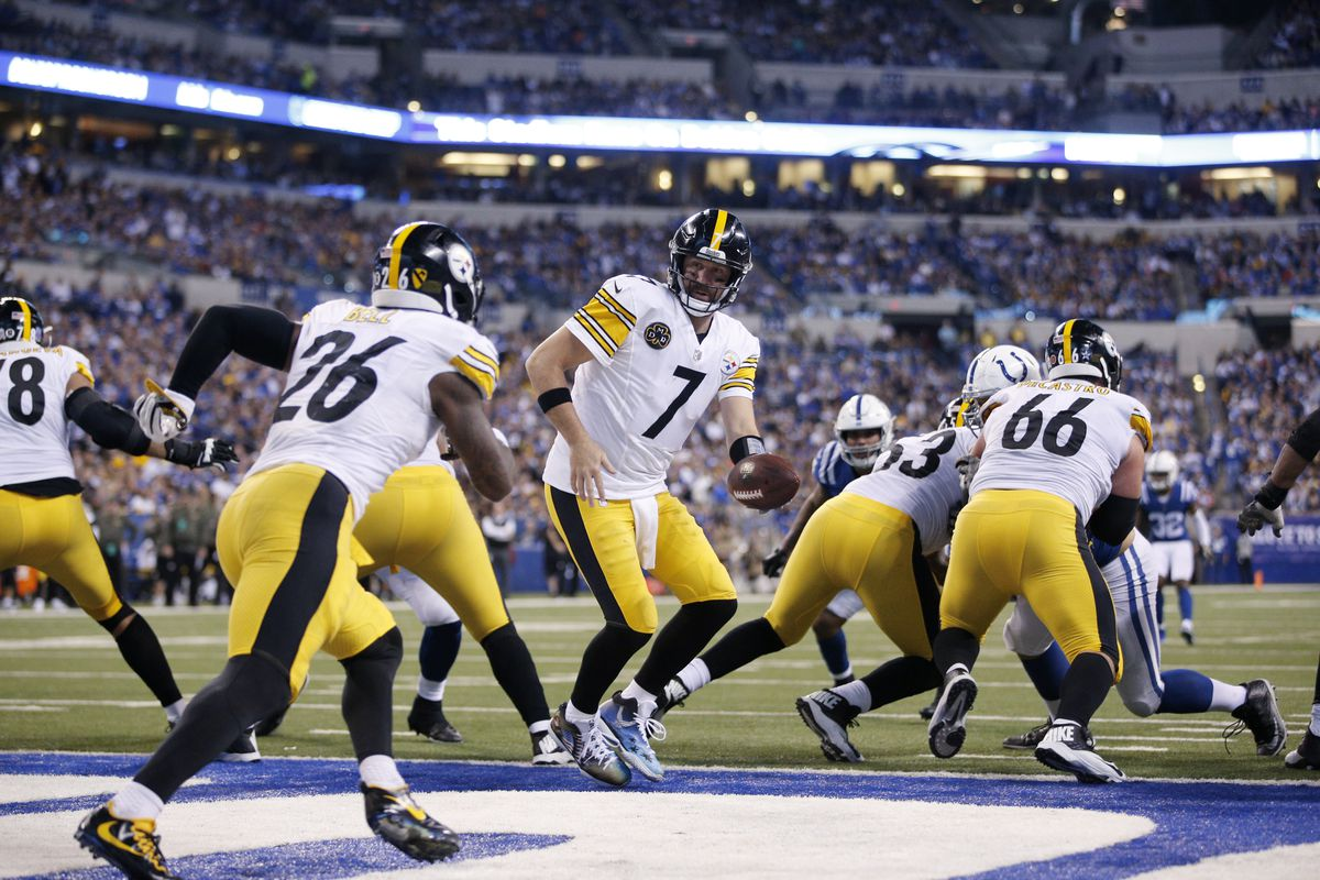4a6479fa9 Perhaps the 2017 Pittsburgh Steelers weren t as good as their record  indicated