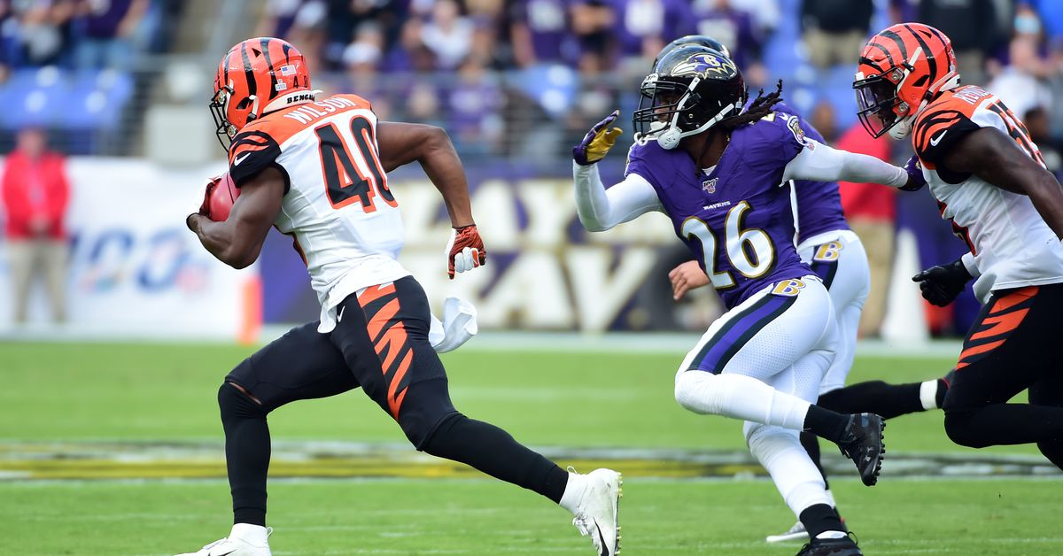 Bengals' youngsters finally got their shot vs. Ravens; should Ryan Finley be next?