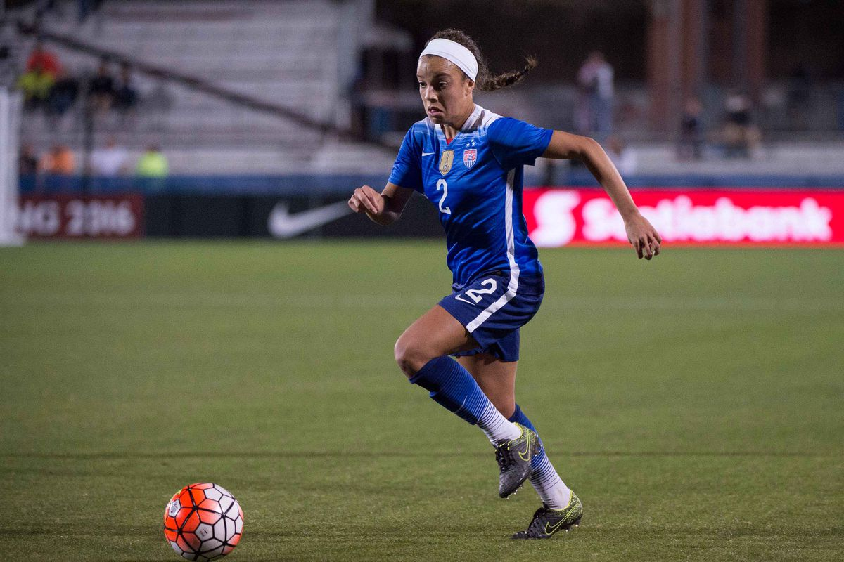 Soccer: 2016 CONCACAF Women's Olympic Qualifying-Puerto Rico at USA