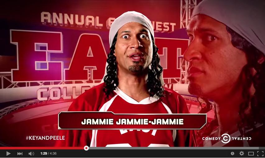 Jammie Jammie-Jammie