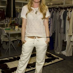 "Juli Reed of LA label <a href=""http://www.pipergore.com/"">Pipergore</a>."