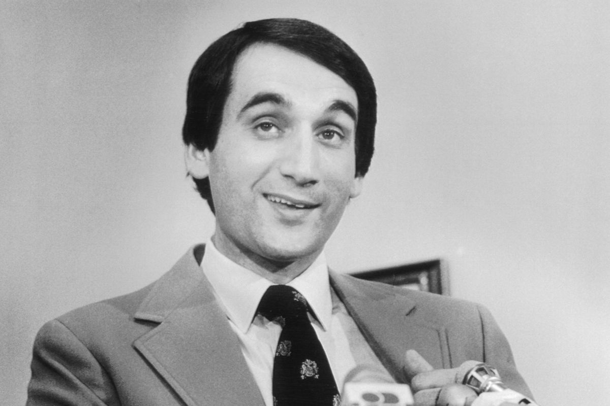Mike Krzyzewski Reaches for Imaginary Notes, After Being Named Head Coach
