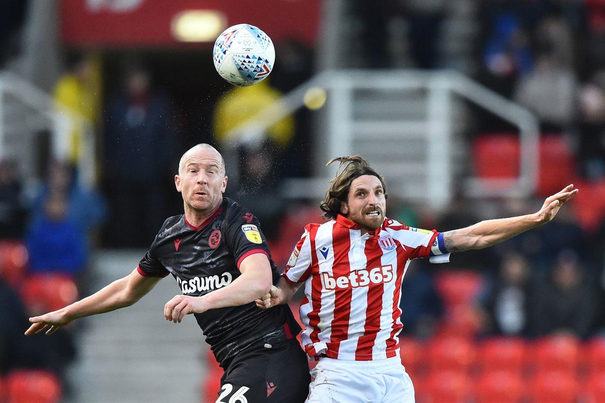 Stoke City v Reading - Sky Bet Championship