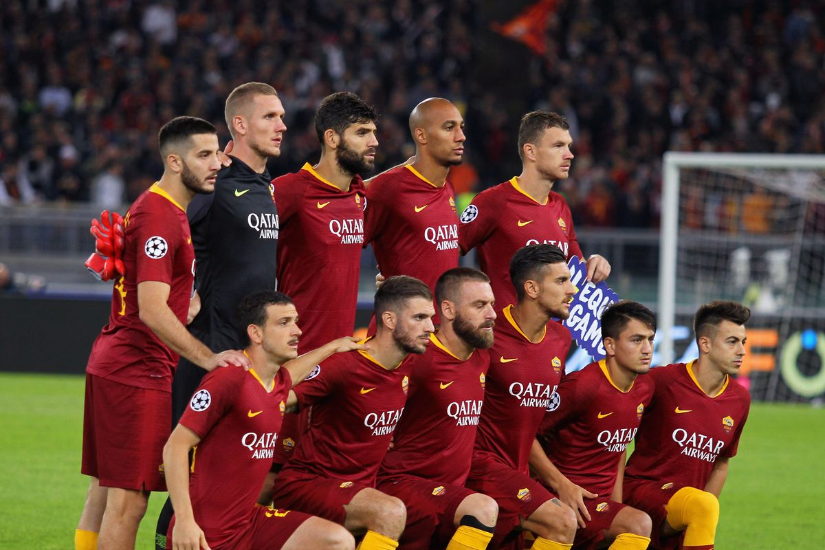 AS Roma v CSKA Moscow - UEFA Champions League Group G
