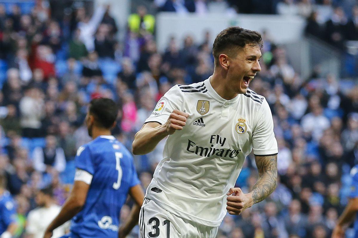 Real Madrid v Melilla: Copa del Rey