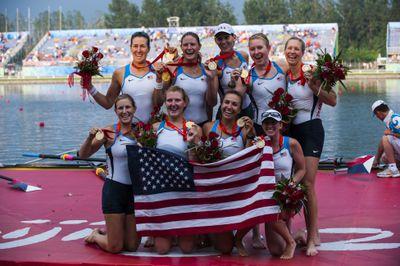 Rowing, 2008 Summer Olympics