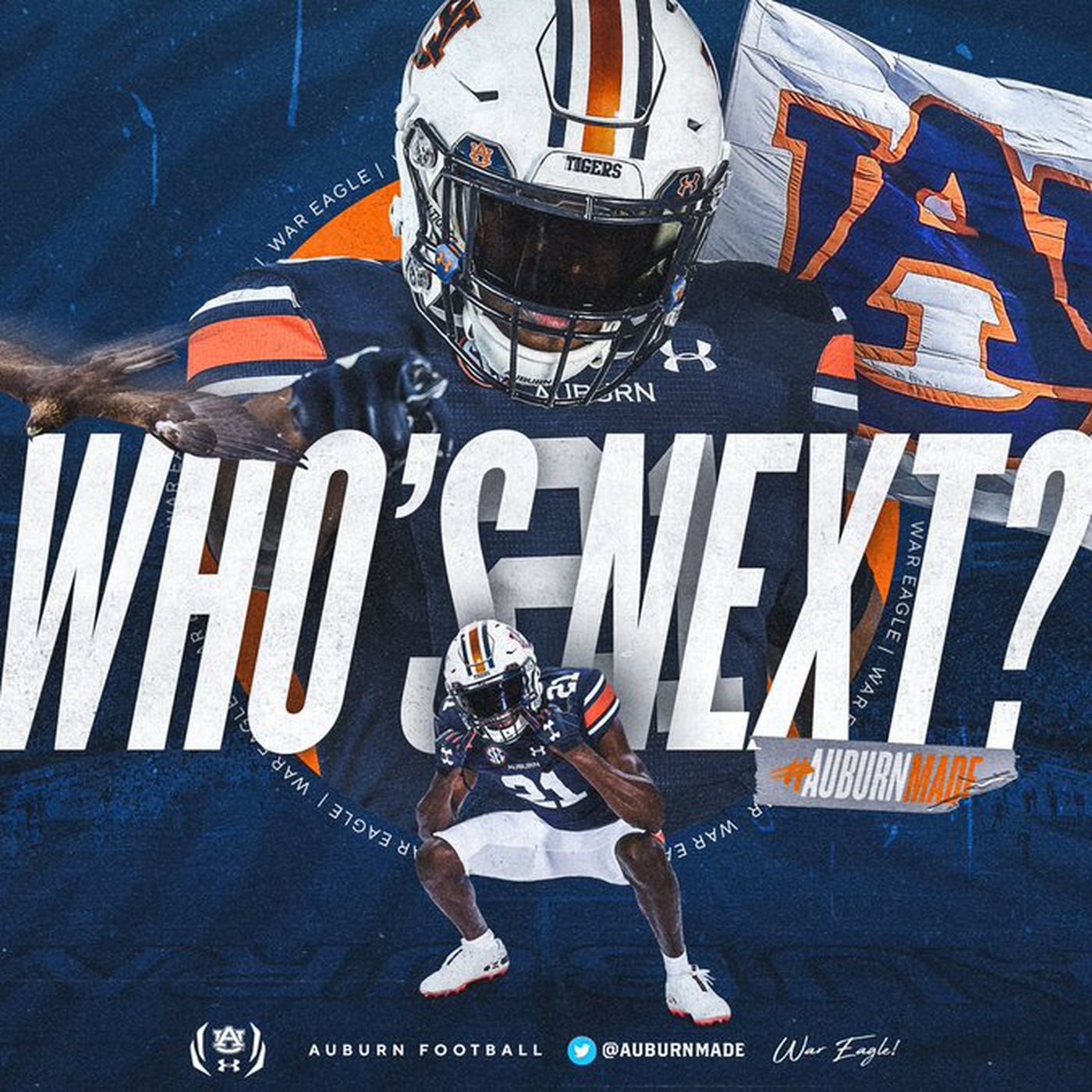 Auburn Football Recruiting Who s Next College And Magnolia