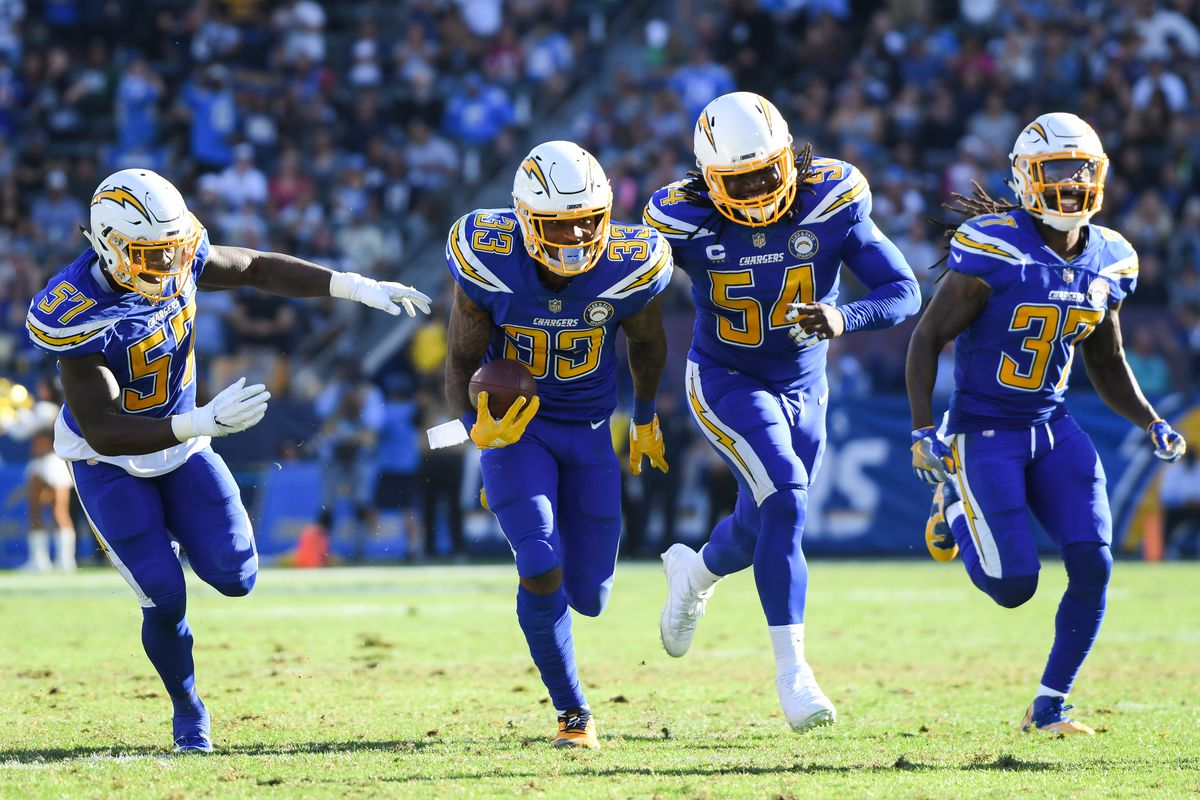 How Derwin James Became the Perfect Defender for the Modern NFL ... e30d4243f