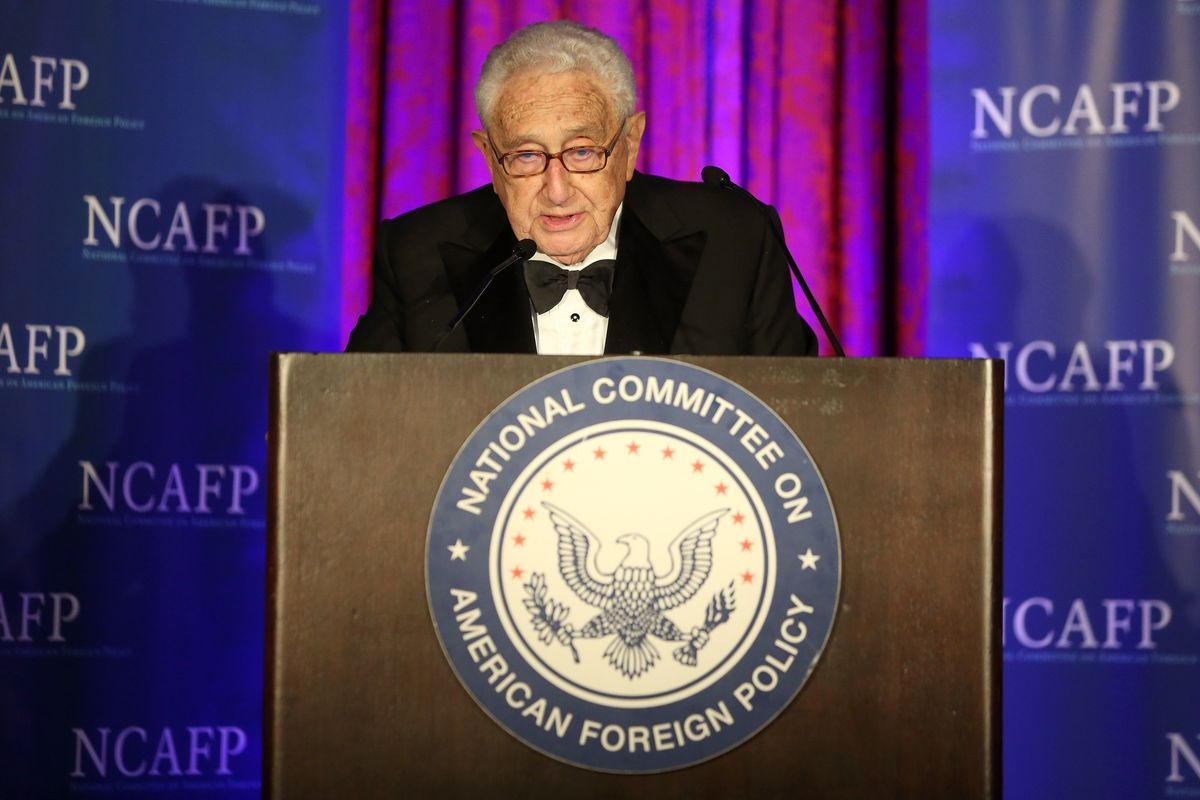 National Committee On American Foreign Policy 2016 Gala Dinner