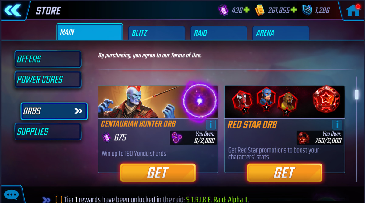 Marvel Strike Force's latest update is pay-to-win mobile gaming at