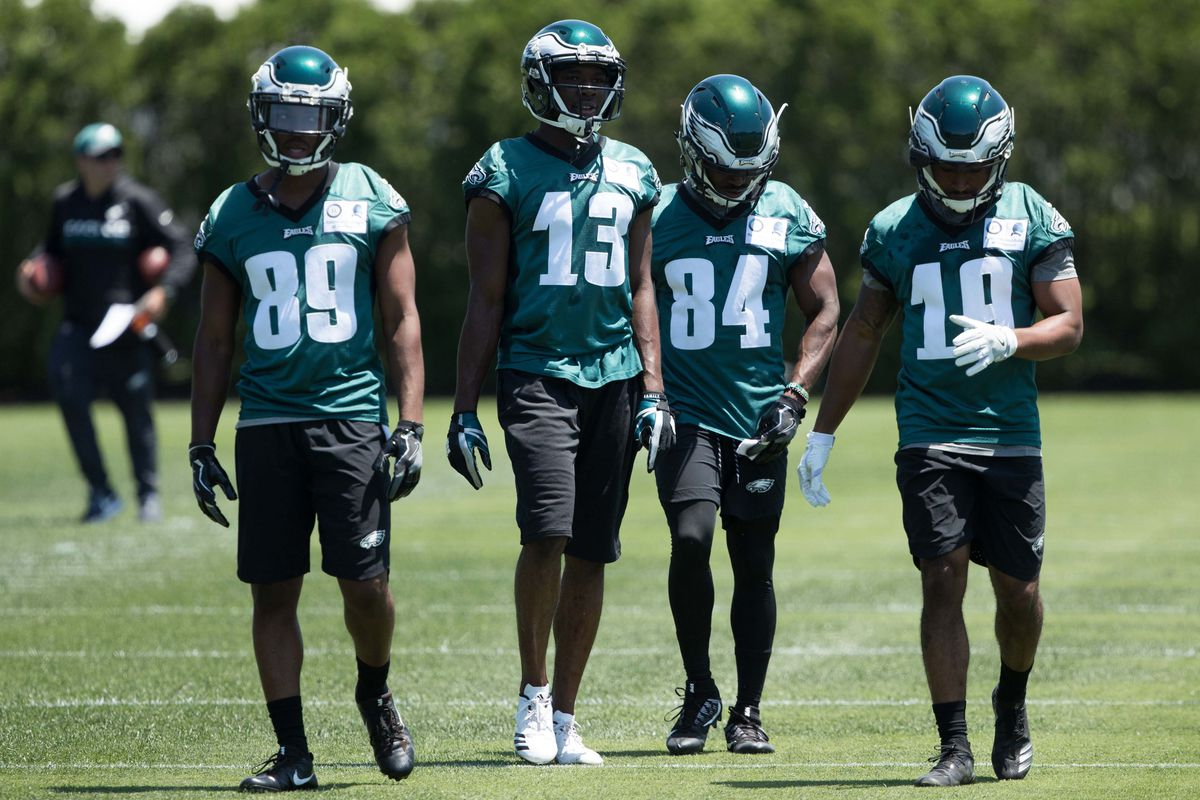 Bill Streicher Usa Today Sports The Philadelphia Eagles Put Out Their First 2018 Depth Chart