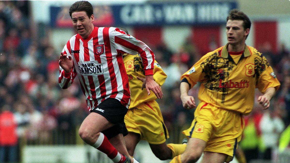 Soccer - Carling Premiership - Sunderland v Nottingham Forest