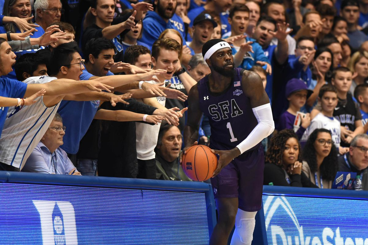 NCAA Basketball: Stephen F. Austin at Duke