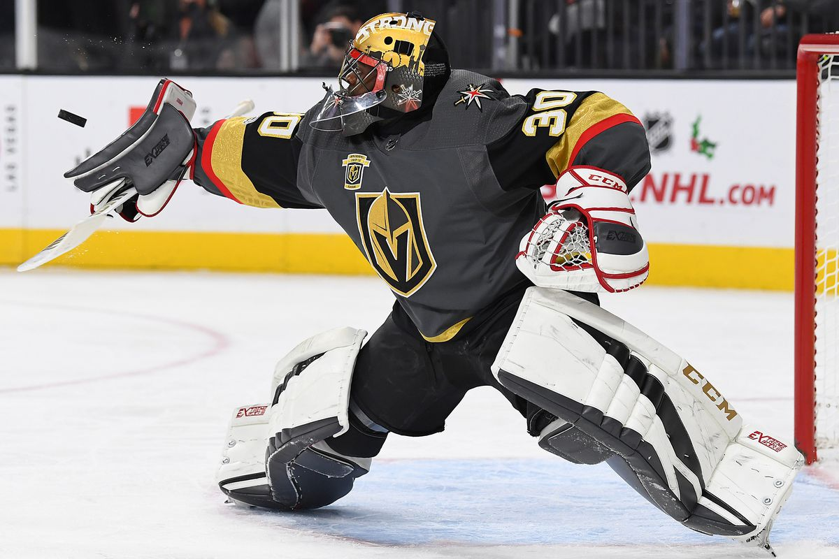 Malcolm Subban Helps Lead Golden Knights Past Ducks
