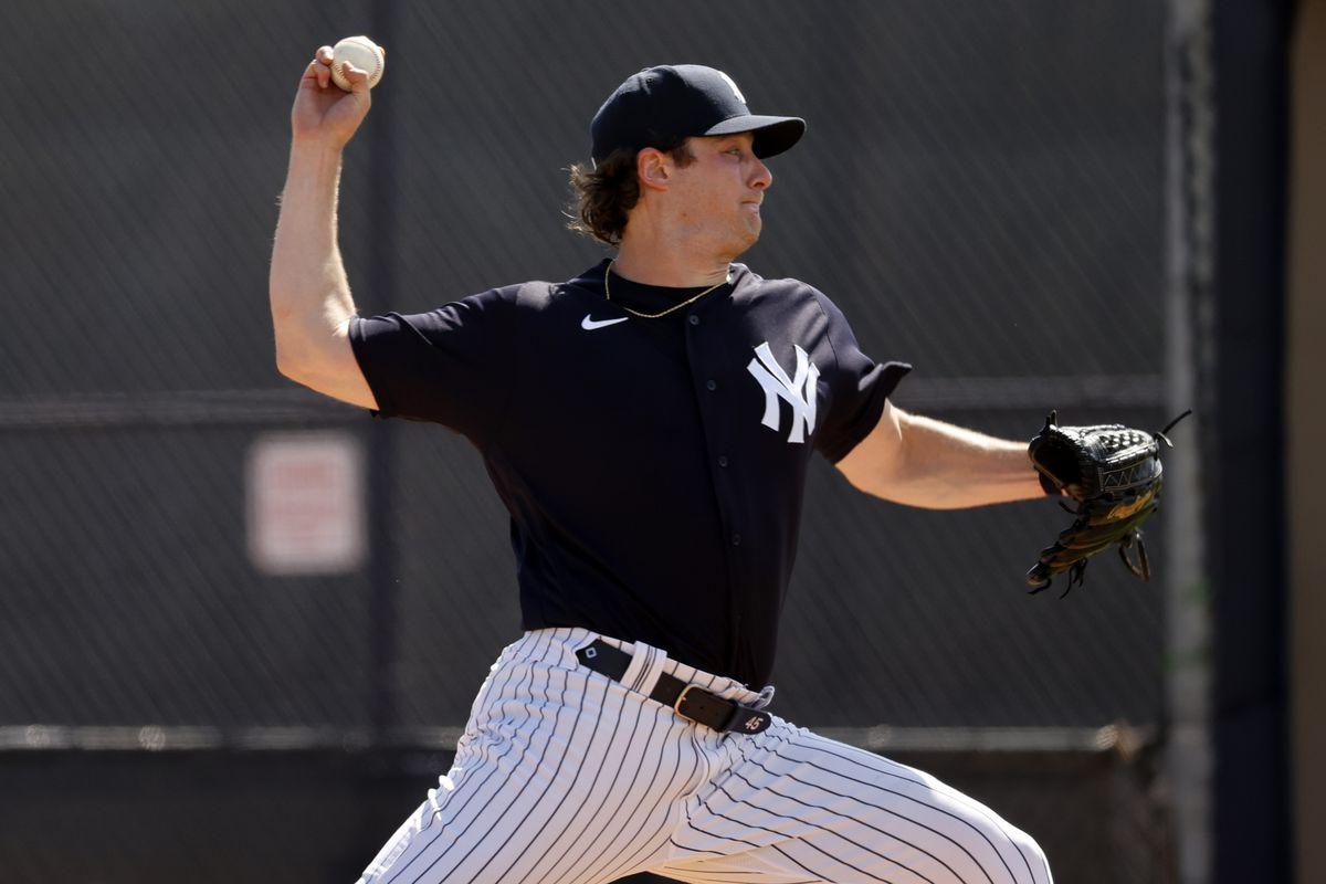 MLB: New York Yankees-Workouts
