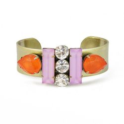 The Petra cuff ($65) sold out but is on order.