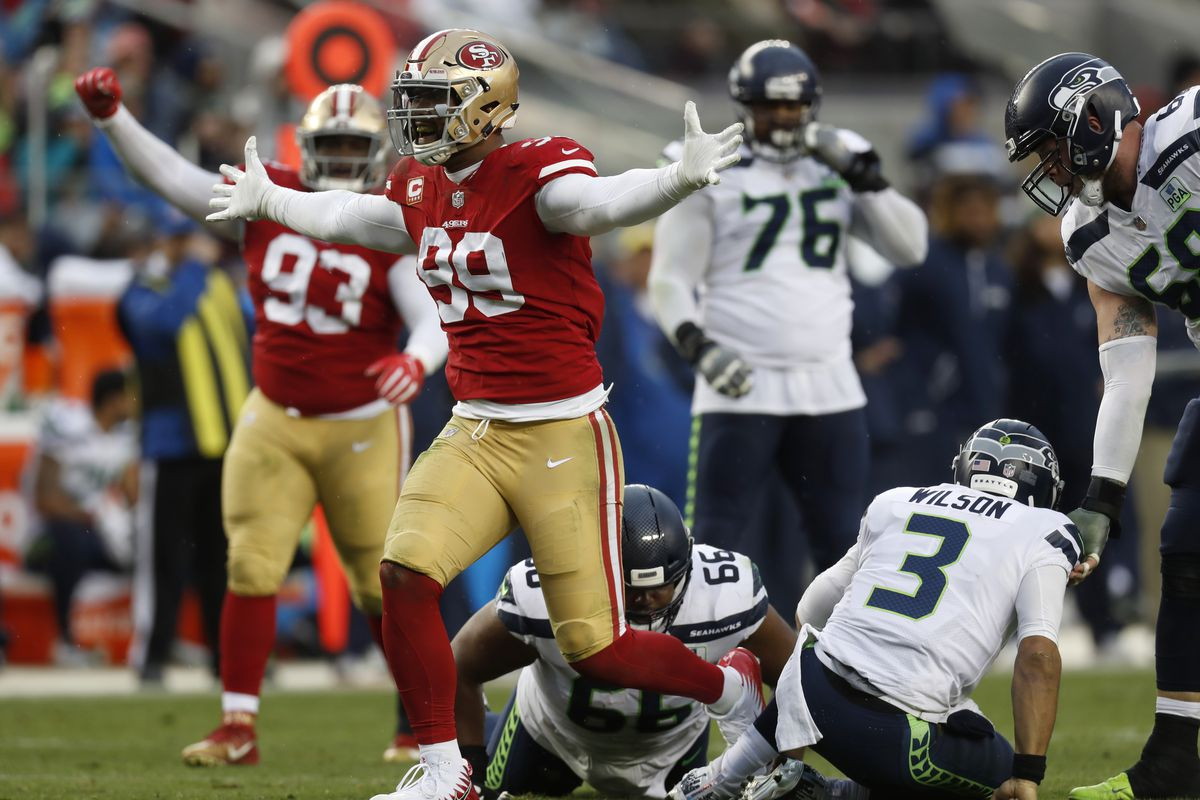 49ers Vs Seahawks Will Russell Wilson Be Able To Move The