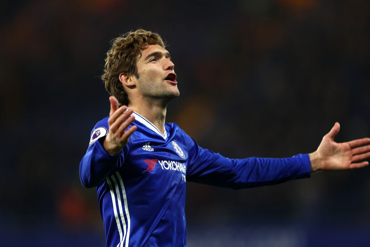 separation shoes 2e0a7 64744 Keep, Sell, Loan: Marcos Alonso's 2016-17 season in review ...