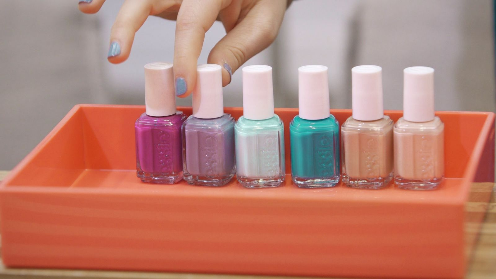Essie's Spring 2015 Collection, Swatched and Reviewed