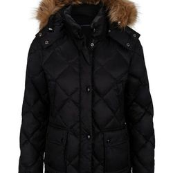 This hooded parka was $450, and is now $99.
