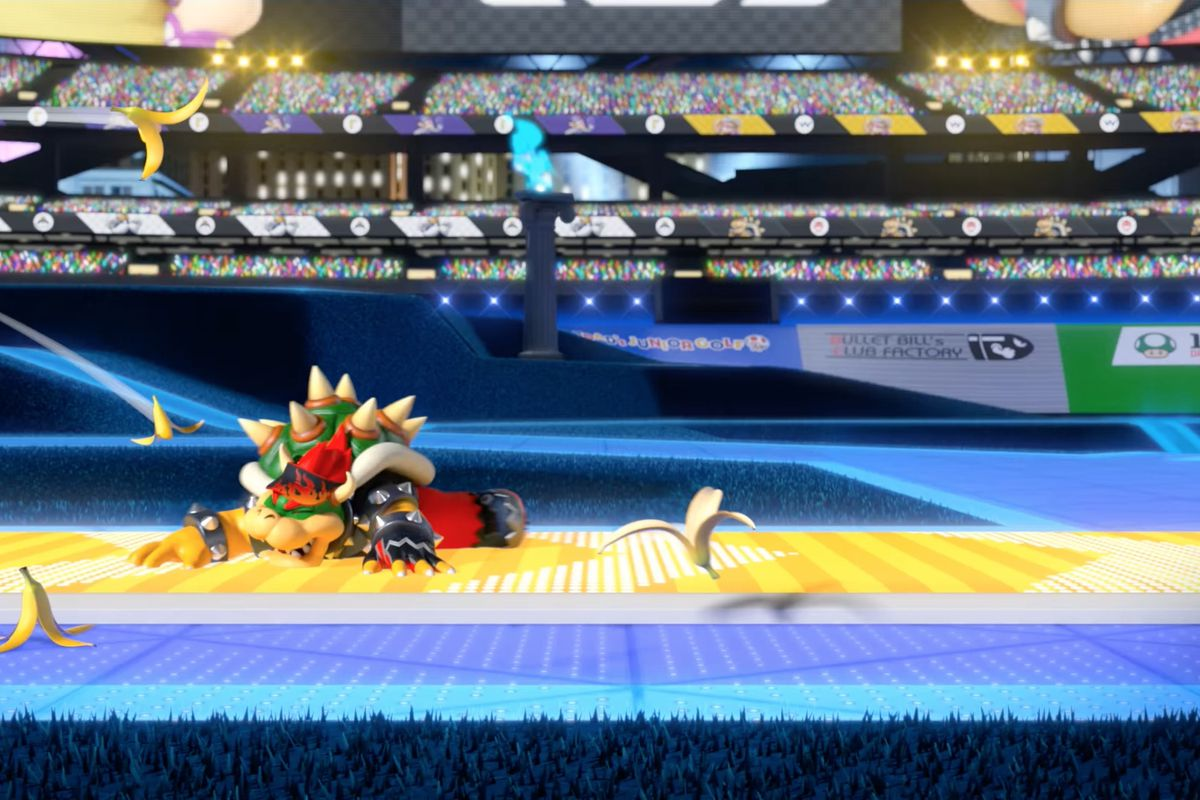 Mario Golf: Super Rush Battle Golf tips