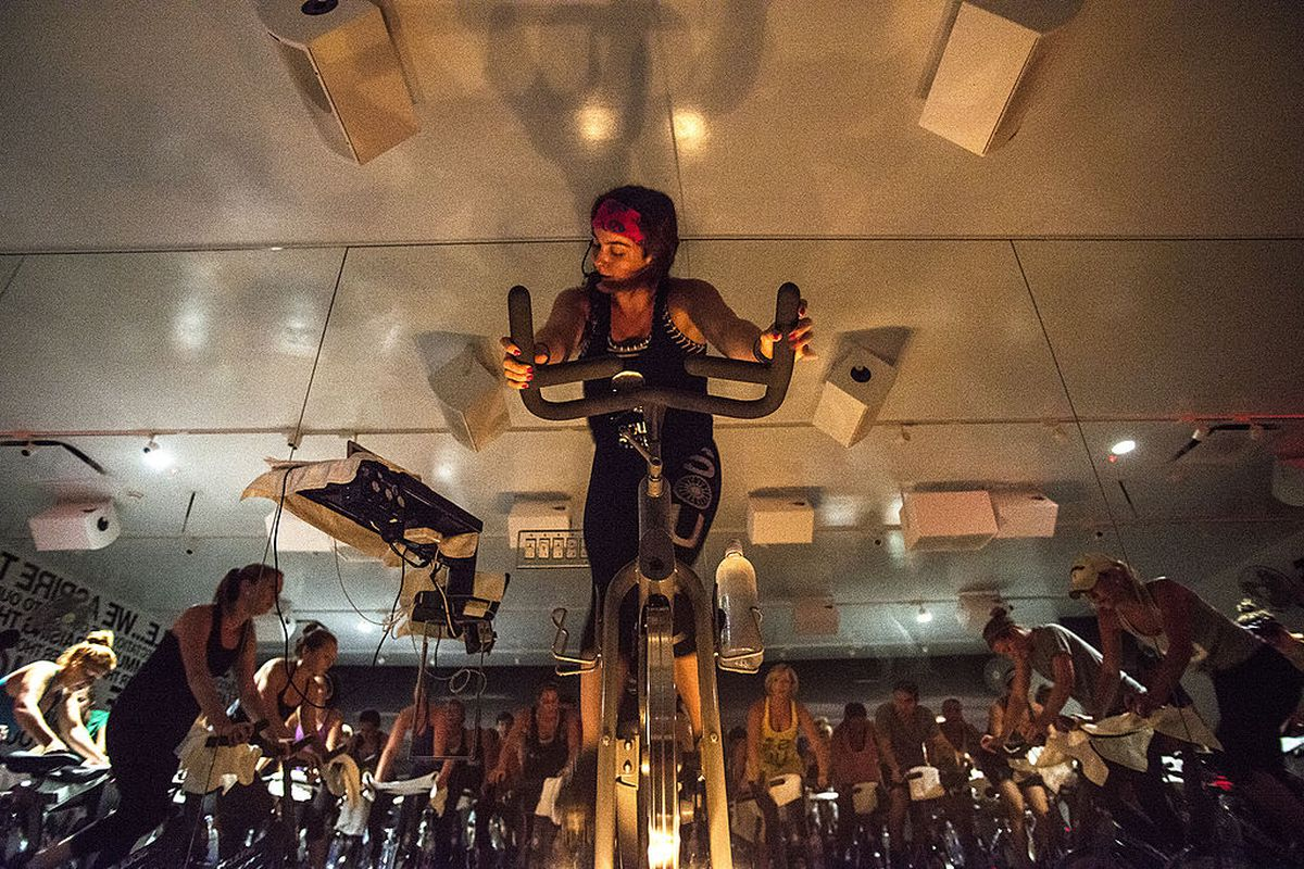The case against luxury gyms like soulcycle vox