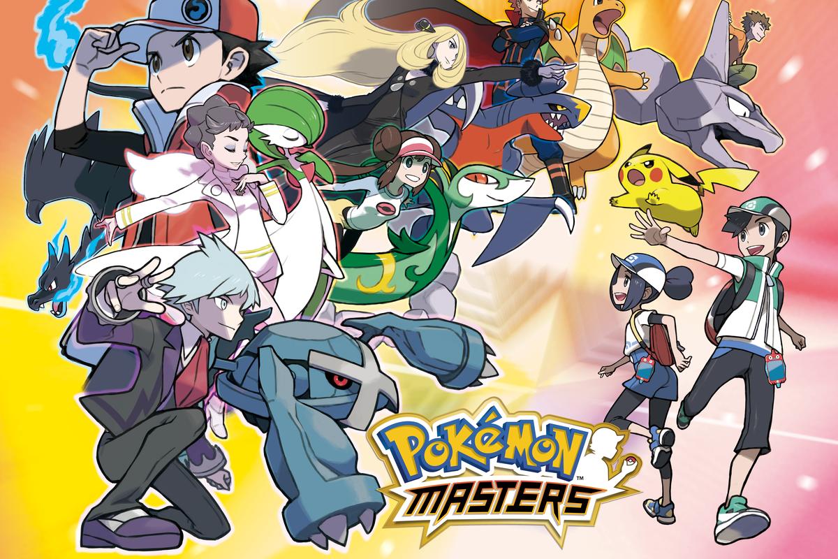 Image result for Pokemon Masters Full HD Wallpaper