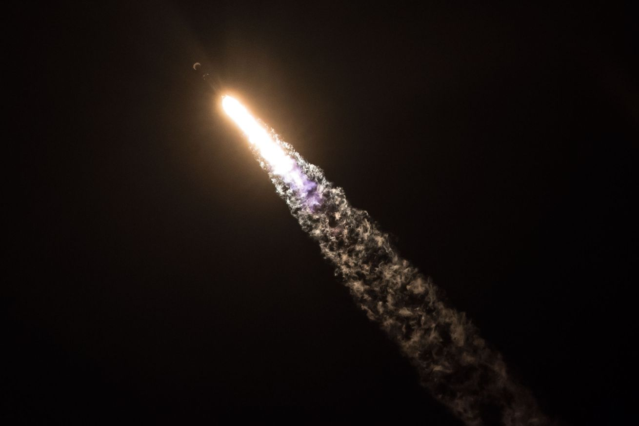 did spacex s secret zuma mission actually fail