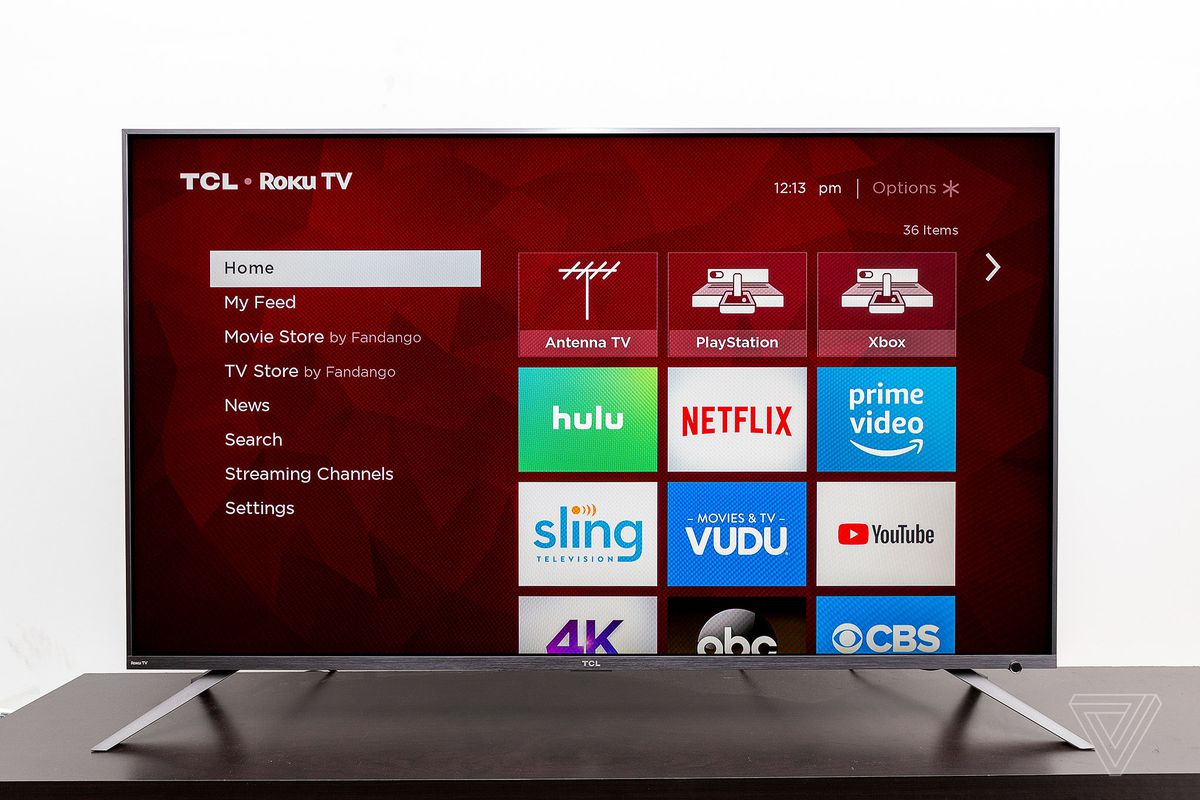 The top streaming apps for your new TV - The Verge