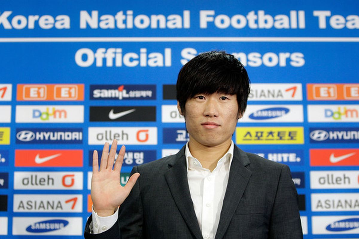 Hi Park Ji Sung!