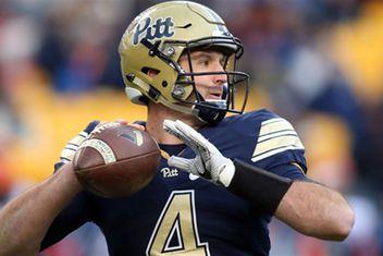 Nathan Peterman Draft Profile >> Chad Voytik News, Stats, Photos | Pittsburgh Panthers