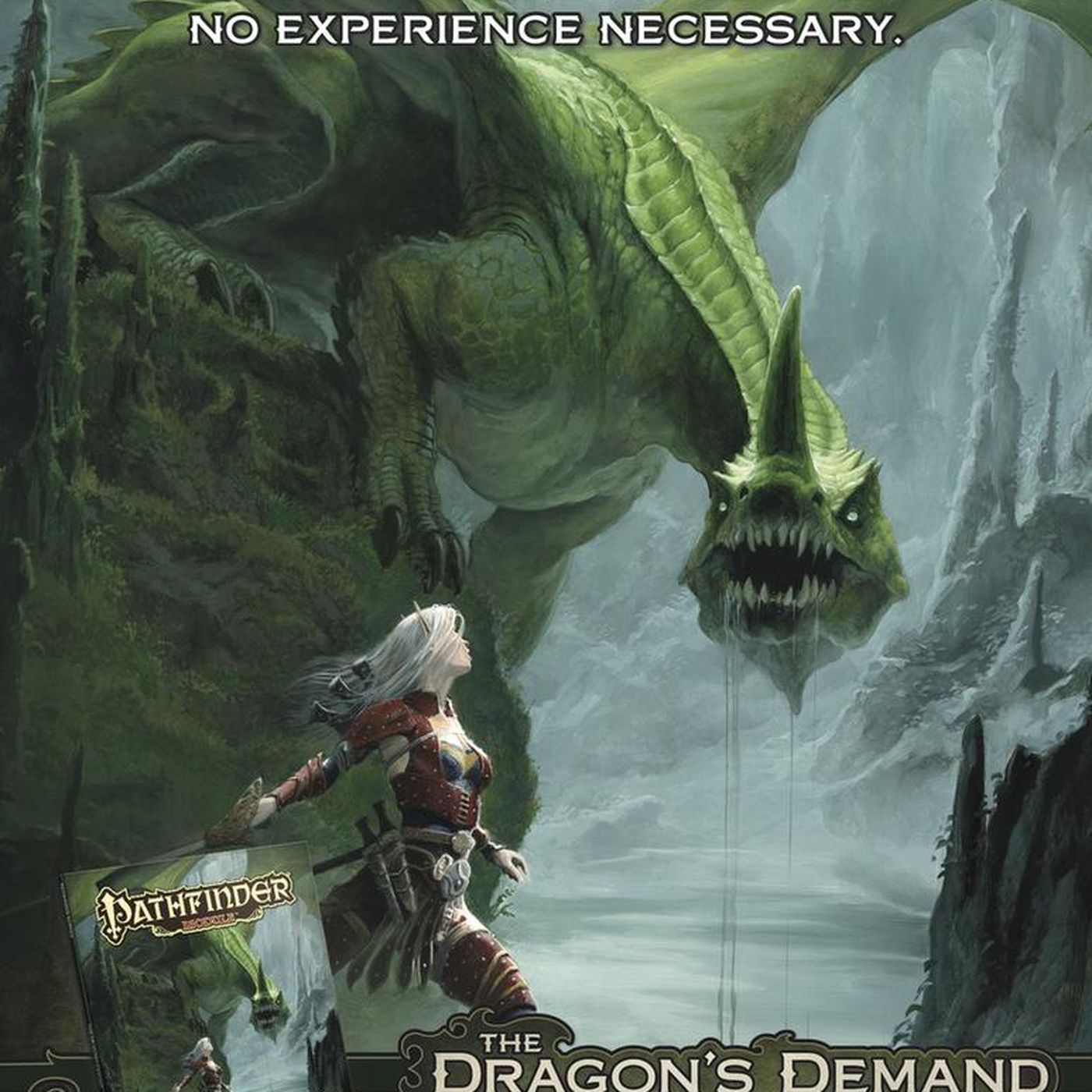 Pathfinder: 'Dragon's Demand' great example of a quality