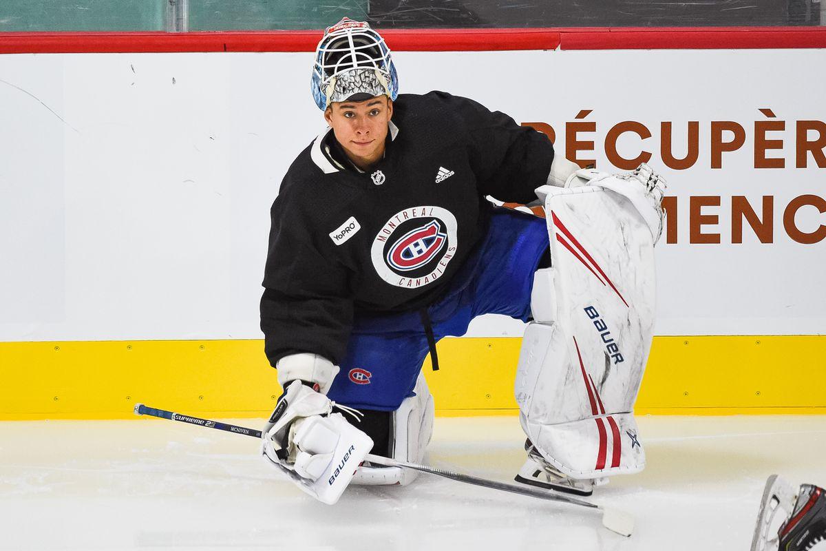 NHL: JUL 15 Canadiens Training Camp