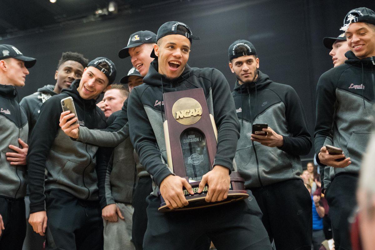 NCAA Basketball: Loyola University Celebration