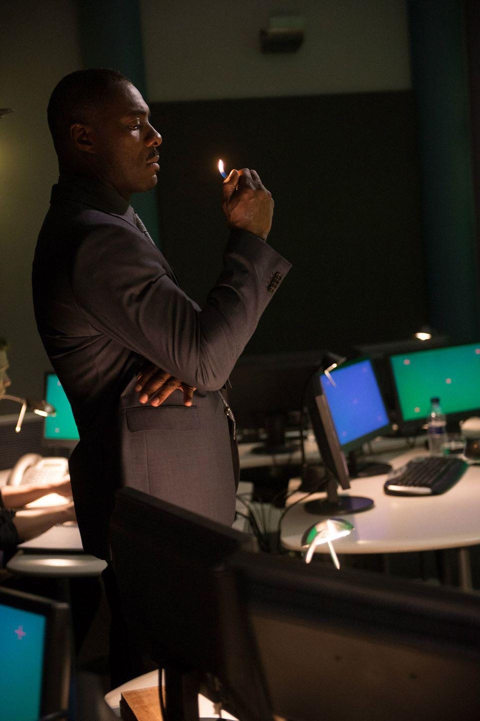 The Gunman Idris Elba