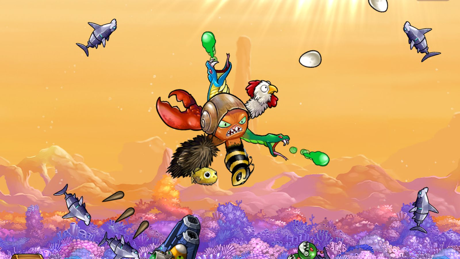 The Creator Of Plants Vs Zombies Is Making A New Game