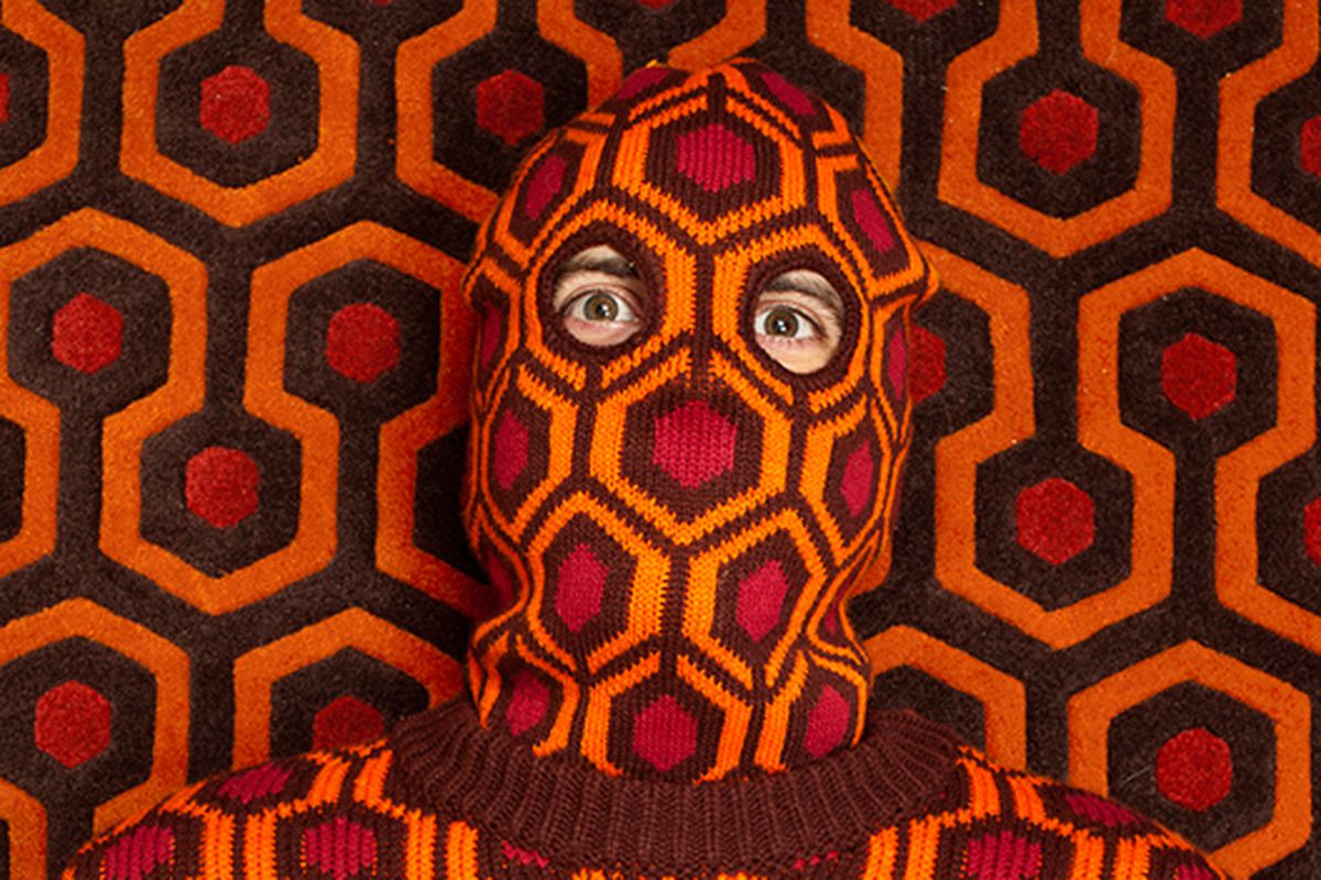 You Can Now Wear The Carpet From The Shining The Verge