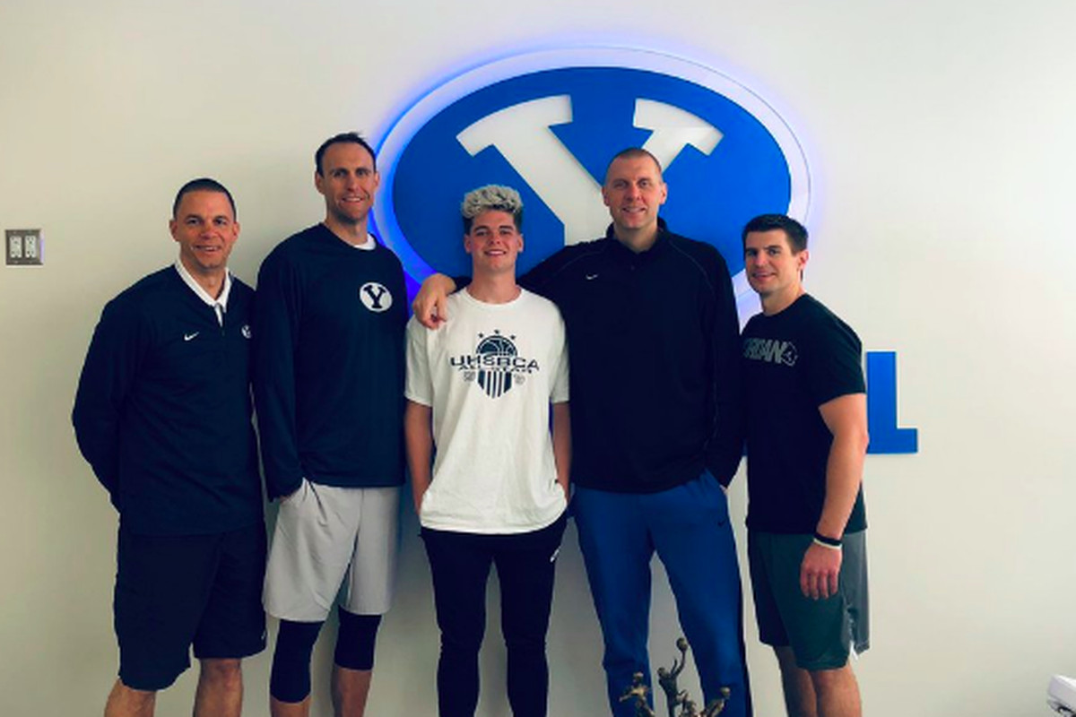 BYU Basketball Recruiting: 2019 guard Jeremy DowDell commits to Cougars