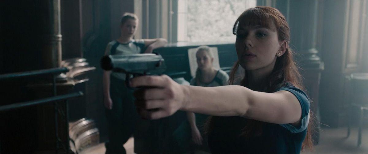 Black Widow的独立电影可以让复仇者联盟更加富有