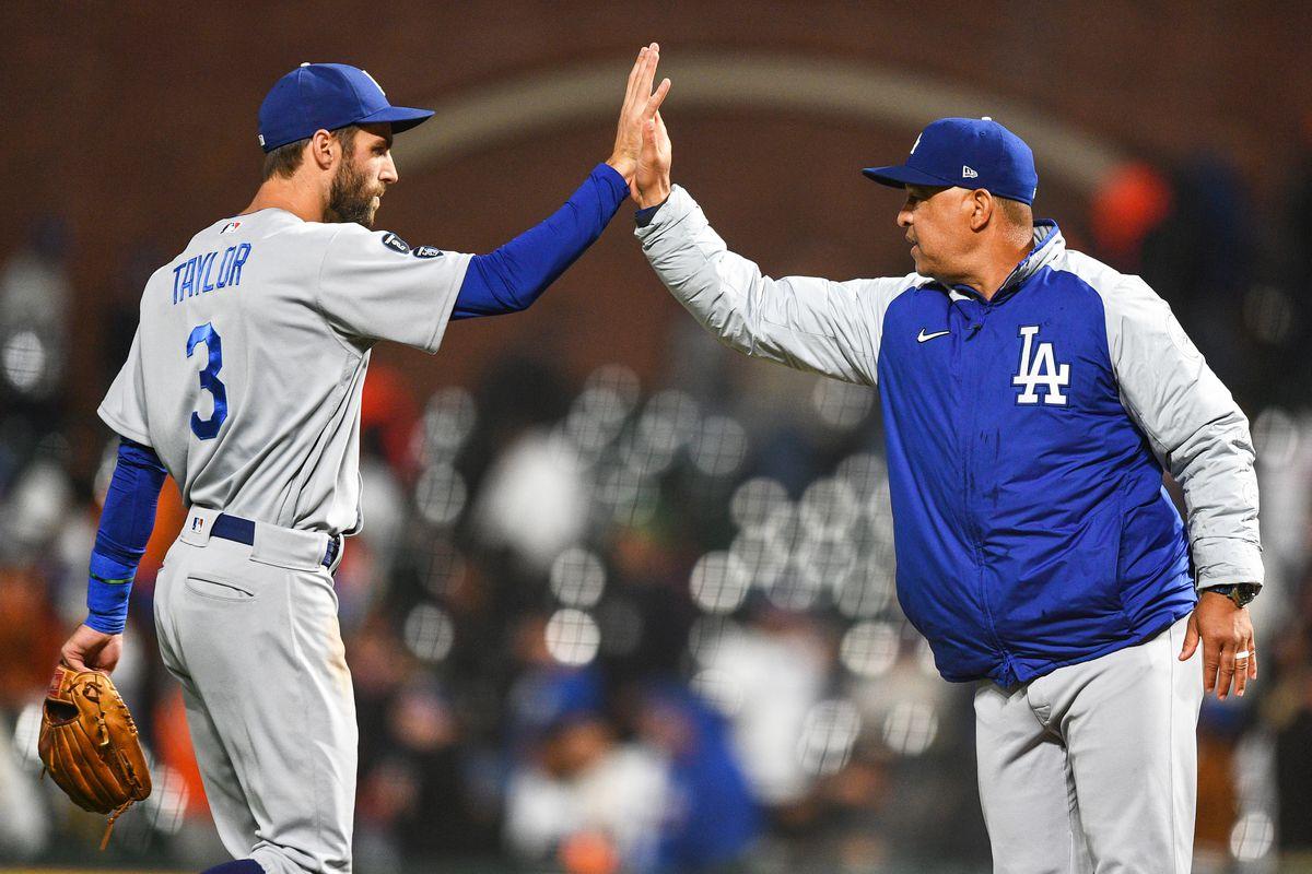 MLB: JUL 28 Dodgers at Giants