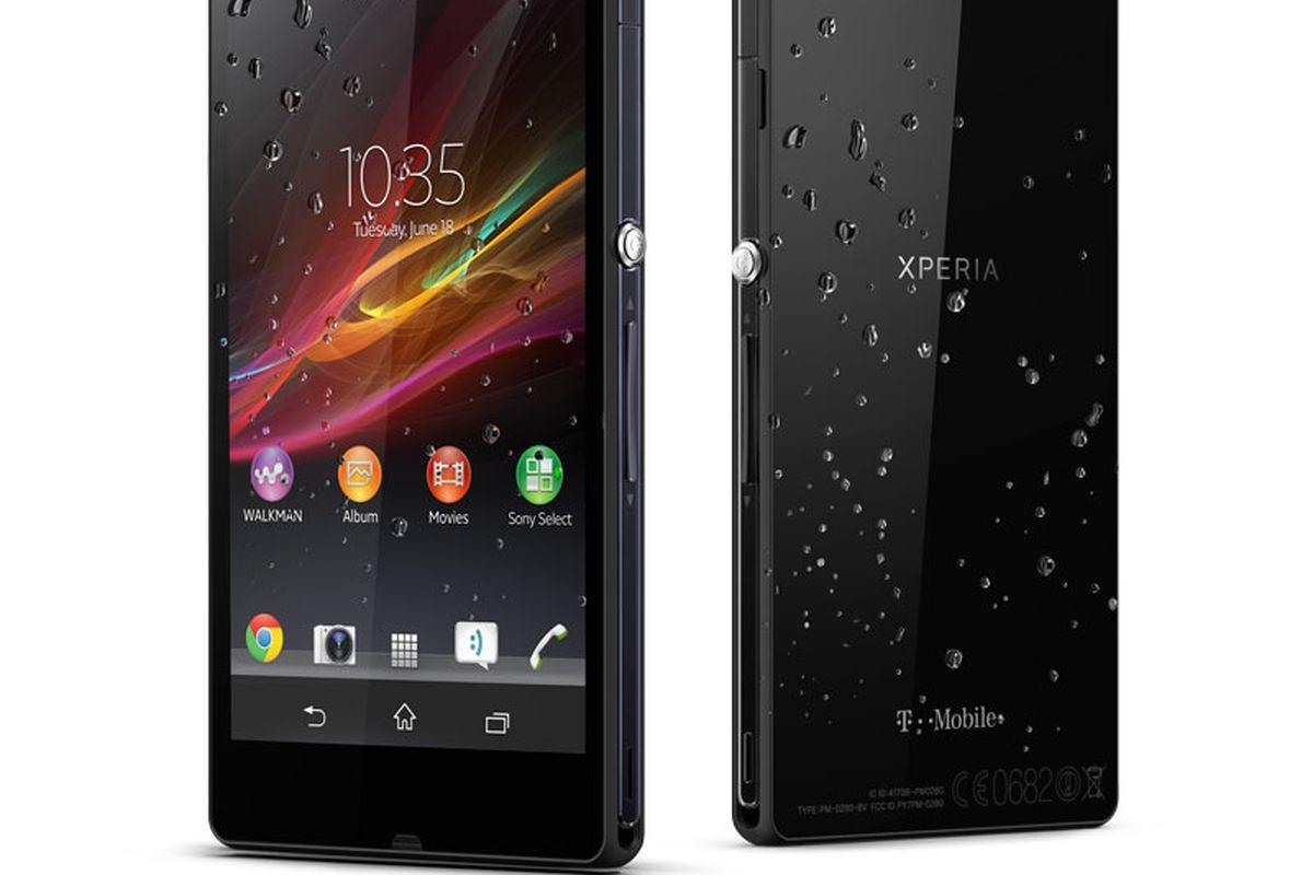 Xperia Z T-Mobile