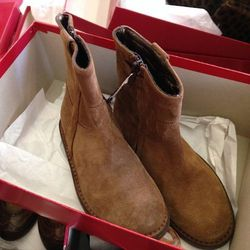 Boots, $114
