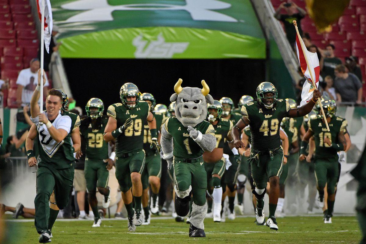 NCAA Football: Temple at South Florida