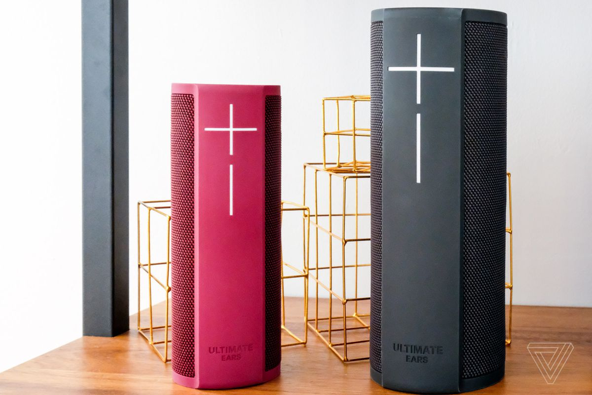 Ultimate Ears launches two new voice control speakers