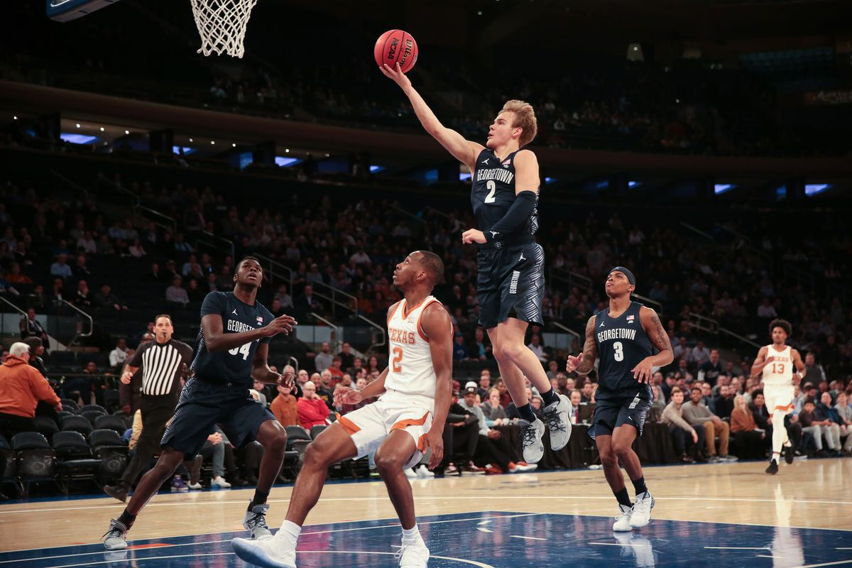 GAME PREVIEW: Georgetown Hoyas at Southern Methodist Mustangs