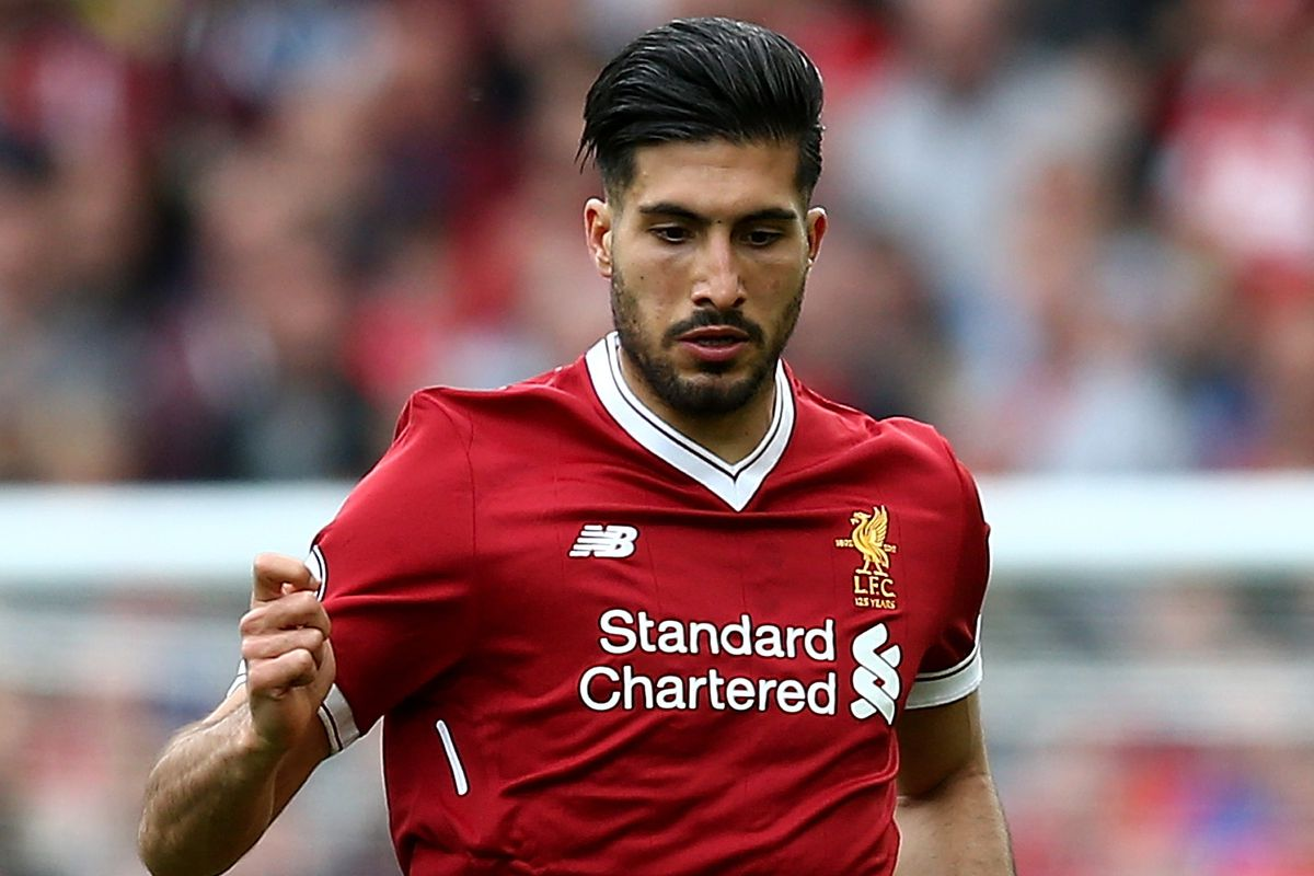 Emre Can Eager To Play With Salah