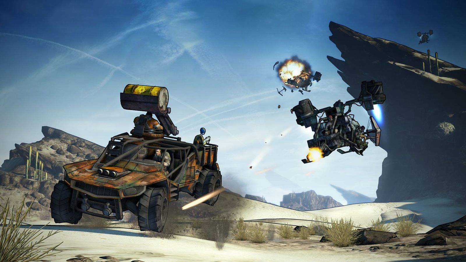 Crazy Town Gearbox On Making Borderlands 2 Polygon