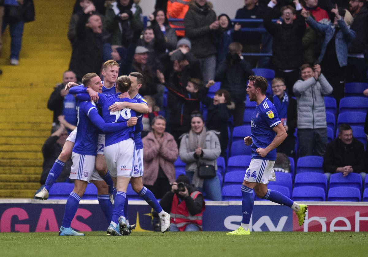 Ipswich Town v Lincoln City - Sky Bet League One