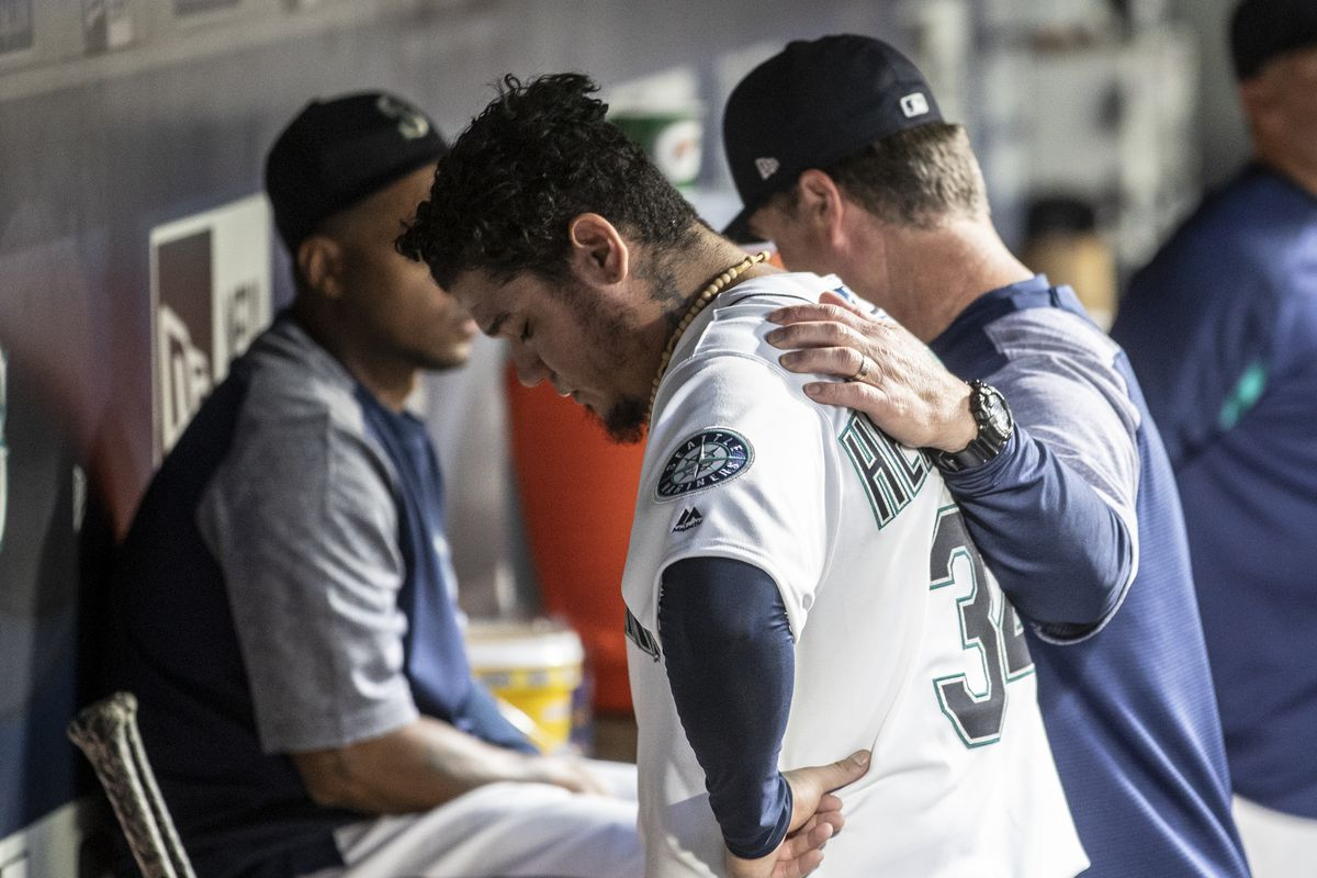 competitive price ec152 55526 Felix Hernandez is out of the Mariners rotation - SBNation.com